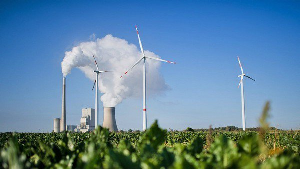 圖1 : 在節能意識抬頭下,風電成為各國發展潔淨能源的重點策略。(Source:...