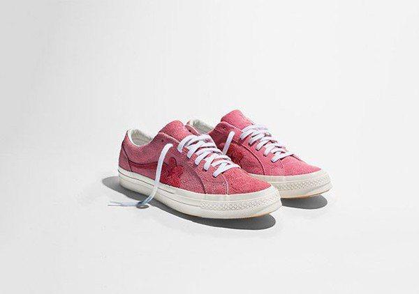 Converse_Golf_Le_fleur_Pink_NTD2,980。圖/B...