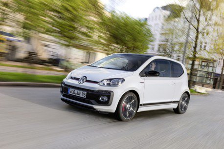 Volkswagen Up! GTI售價58萬NT有找!