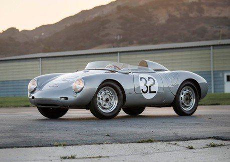 經典Porsche Spyder以500萬美元賣出