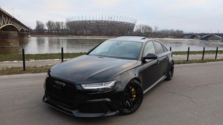 (影音) Audi原廠不出RS6房車 乾脆自己改一台!
