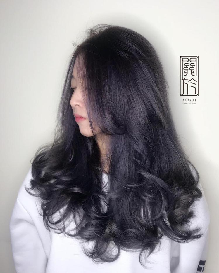 髮型創作/鏞樺。圖/HairMap美髮地圖提供