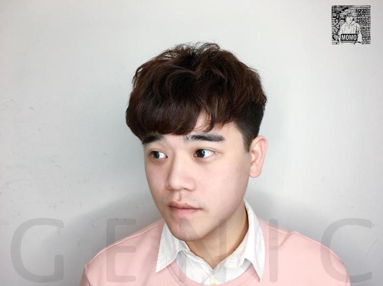 髮型創作/MoMo。圖/HairMap美髮地圖提供