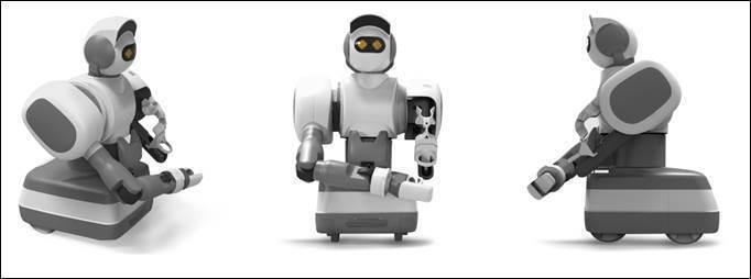 圖二、居家服務機器人Aeolus Robot (圖片來源:Aeolus Robo...
