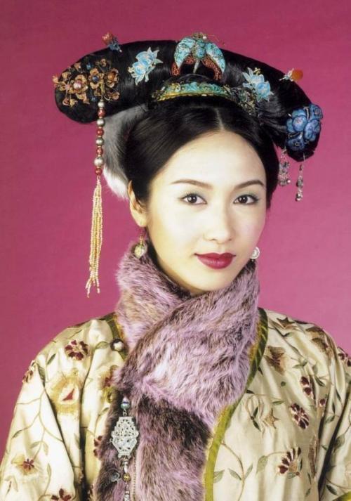 黎姿在「金枝慾孽」飾演美麗任性的華貴人。圖/摘自spcnet.tv