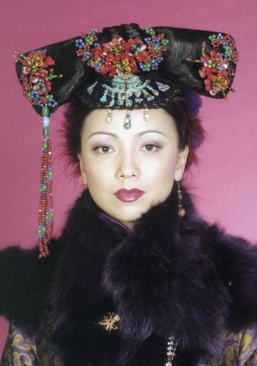 鄧萃雯在「金枝慾孽」將如妃演得光芒四射。圖/摘自spcnet.tv