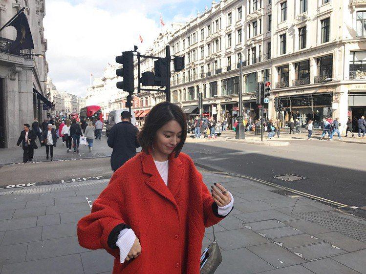 韓國女星李珉廷圖/擷自instagram