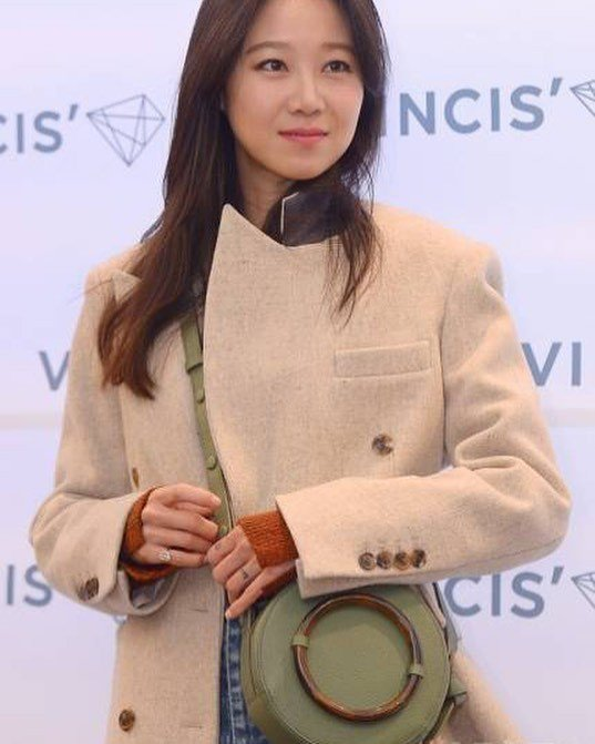 韓國女星孔曉振。圖/擷自instagram