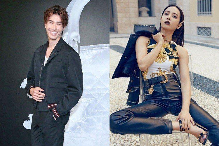 圖/記者陳柏亨攝影、Versace提供