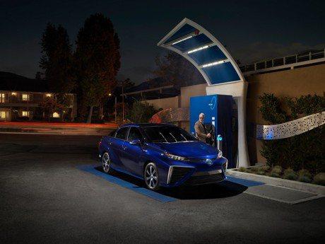 只有31座加氫站 Toyota Mirai仍在加州賣超過3000輛