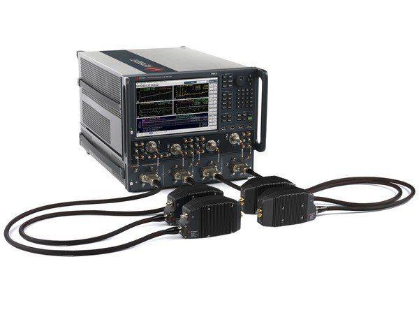 圖3 : 是德科技寬頻毫米波網路分析儀N5290/91A 。 圖片來源:k...