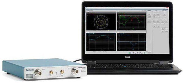 圖5 : Tektronix TTR500系列向量網路分析儀 。 圖片來源...