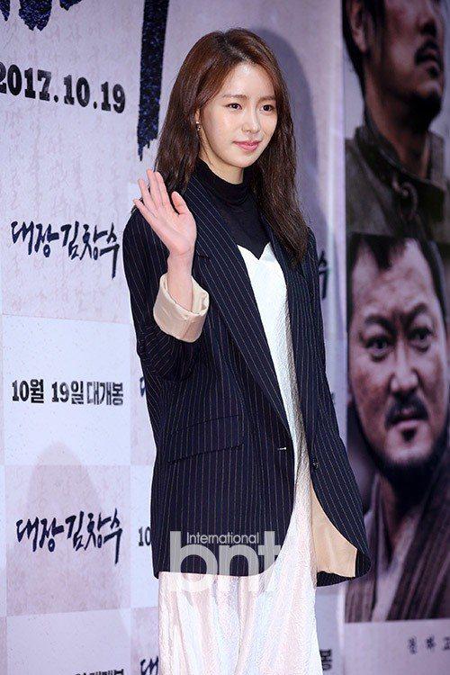 女星林智妍。圖/bntnews提供