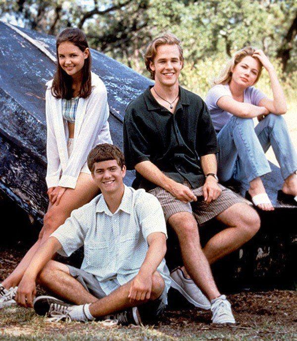 曾受美國年輕觀眾喜愛的「戀愛世代」歡度20周年。圖/摘自imdb
