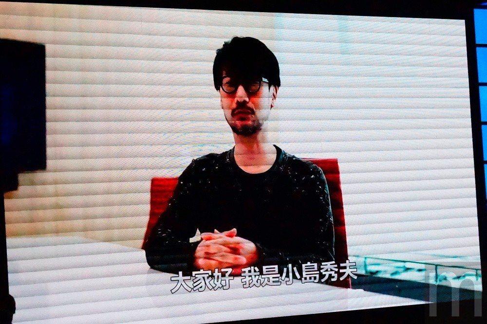 知名遊戲製作人小島秀夫