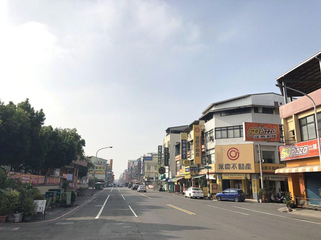 屏東市街景 台慶不動產提供