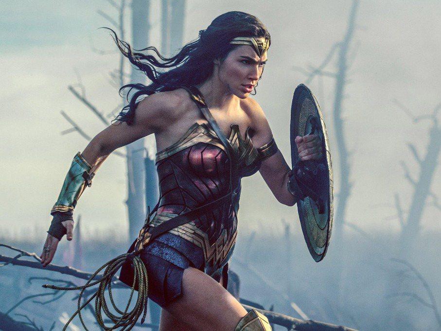 「神力女超人」蓋兒加朵。圖/華納兄弟提供