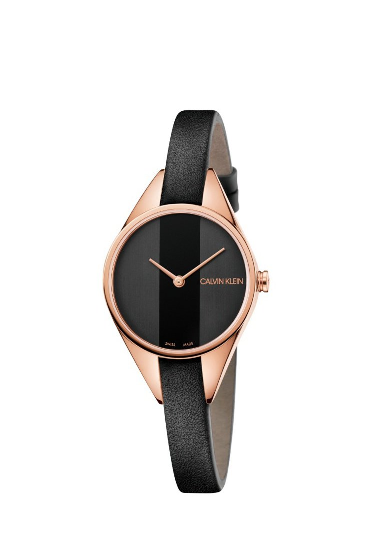 rebel 系列腕表,8,100元。圖/CALVIN KLEIN watches...