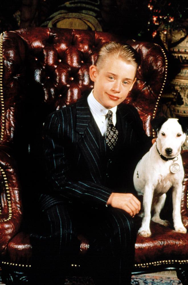 「財神當家」裡麥考利克金演家財萬貫的男孩,他的片酬也令無數成人演員艷羨。圖/摘自...