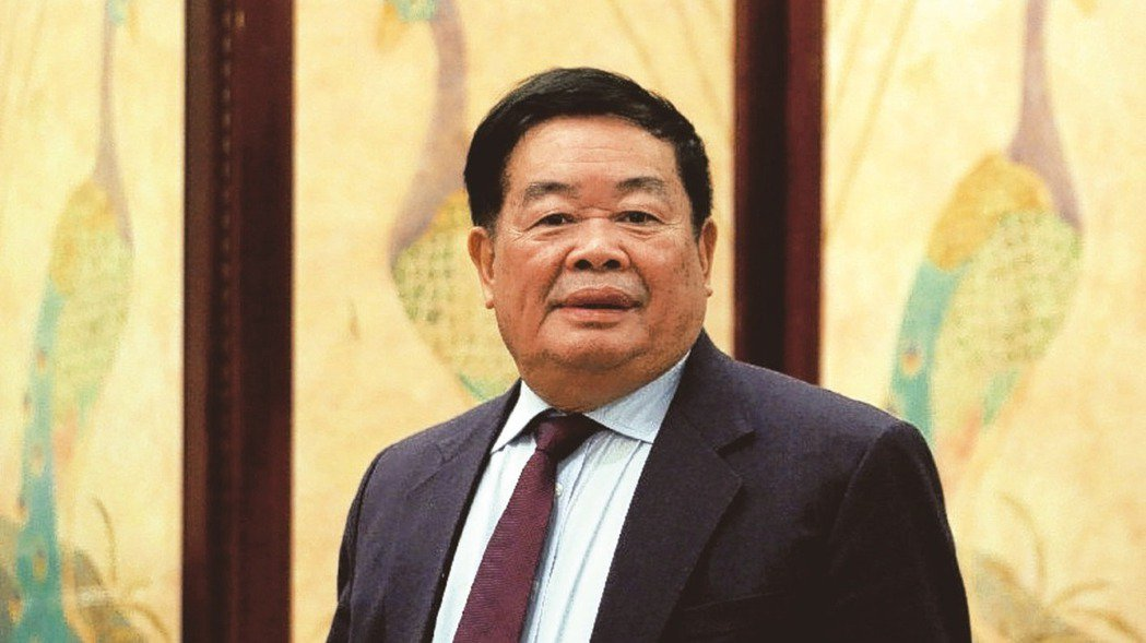 福耀集團董事長曹德旺。