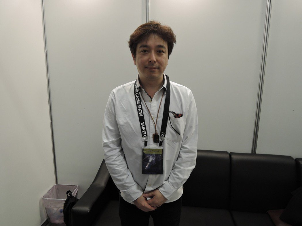 AQUAPLUS 監製鷲見努 攝影/余峯
