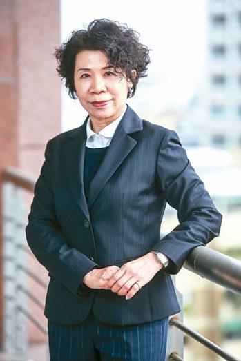 IRPMA秘書長林慧芳 記者程宜華、林伯東/攝影、本報資料照片