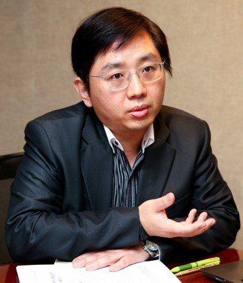 寰瀛法律事務所律師張濱璿。 記者程宜華/攝影