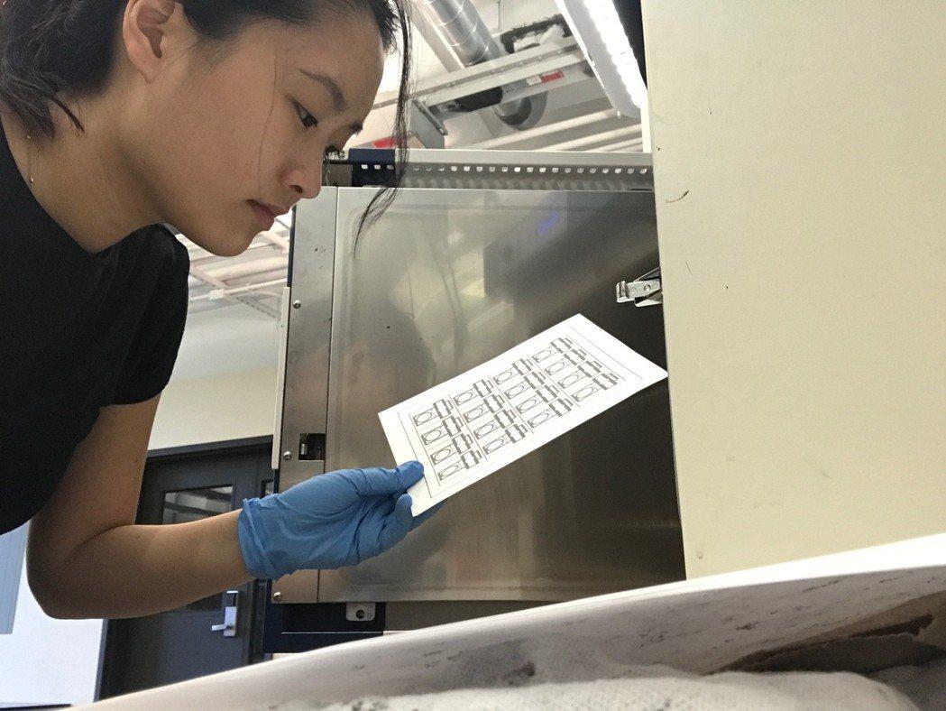 章文憑藉製作簡易儀器來測試唾液中的血糖指數項目入圍「雷傑納隆科學獎」半決賽。