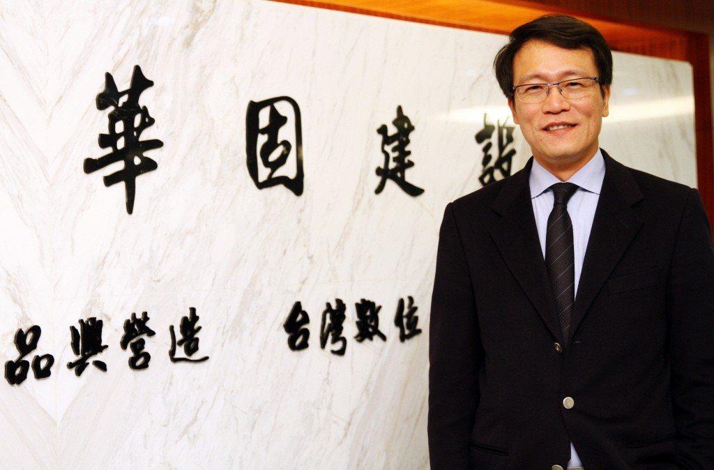 華固建設總經理洪嘉昇 。本報系資料照/記者徐兆玄攝影