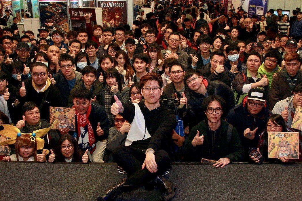 韓國天才畫師金亨泰來台參展,與200位幸運粉絲面對面!