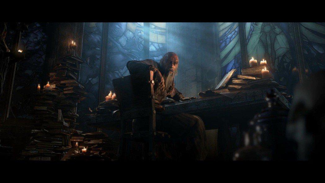 貫穿《暗黑破壞神》一到三代的人物:迪卡.凱恩