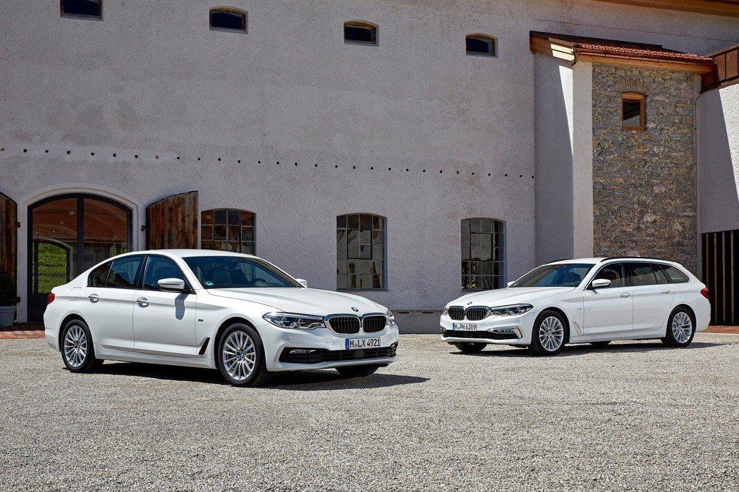 BMW 5系列成功在德國專業汽車雜誌《auto motor und sport》...