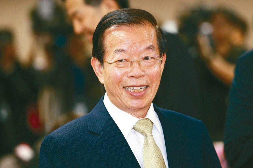 2012年謝長廷教黨員「唯一支持」蔡英文,被段宜康痛批是干擾民調的「詐術」。 圖...