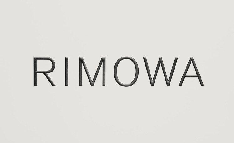 RIMOWA全新的Logo採用古老的德國字體來設計,比起過往更為時髦又精緻。圖/...