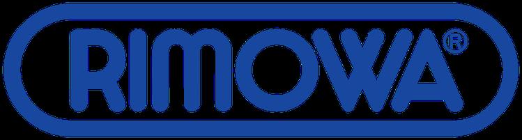 RIMOWA沿用多年的舊Logo有著橢圓型狀的字體。圖/摘自RIMOWA官網