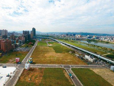 江翠北側重劃區今年進入推案潮,其中農曆年後將有六大新案上膛、準備登場。 記者陳美...