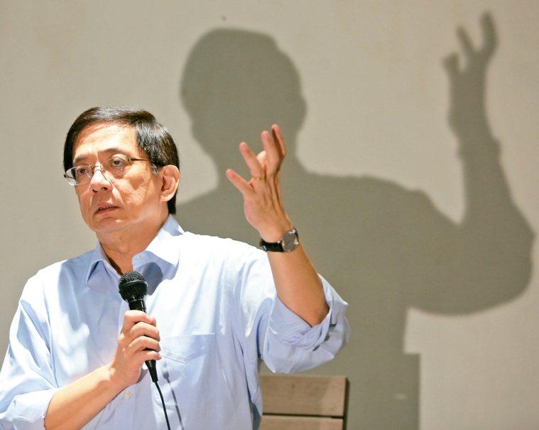 台大準校長管中閔1月5日當選後,至今紛擾未休。 圖/聯合報系資料照片