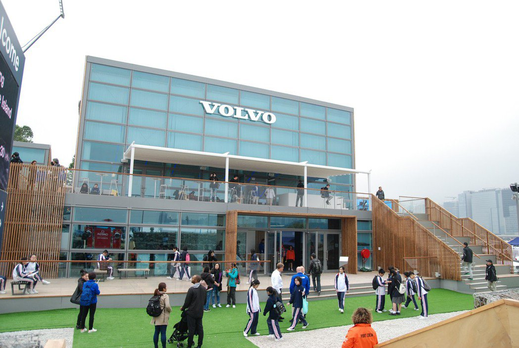 由Volvo獨家贊助的 Volvo Ocean Race 帆船世界盃競速賽,吸引...