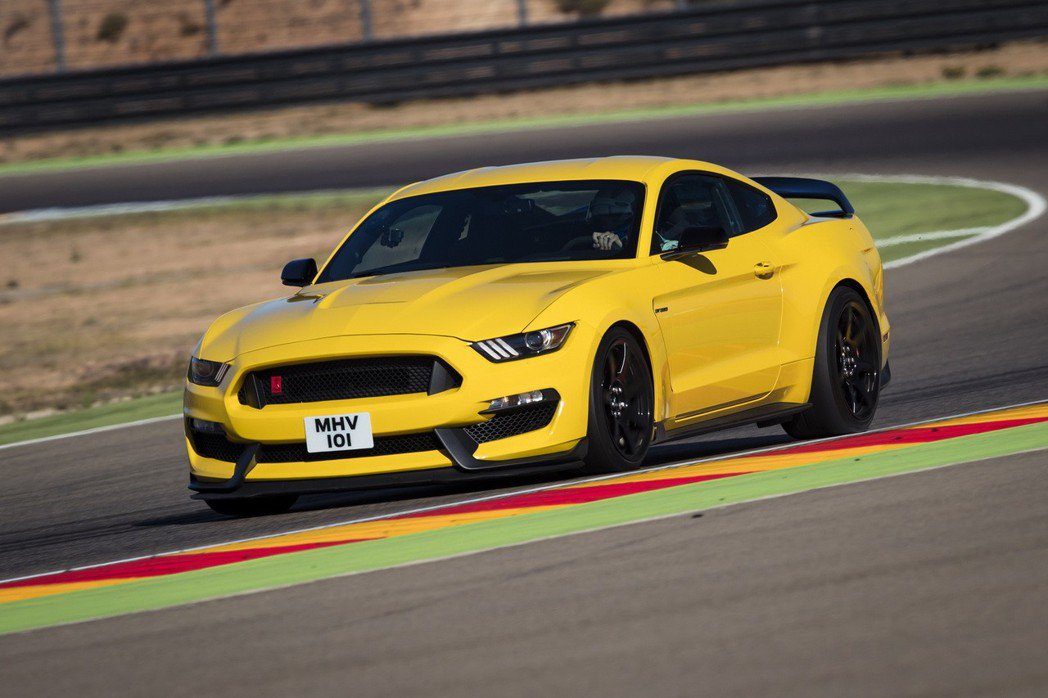 Ford Mustang GT350R。 摘自Ford Performance