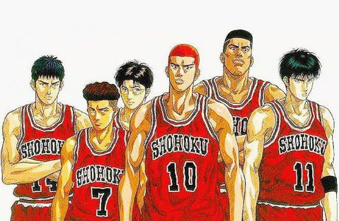 當沒看過灌籃高手的世代來襲