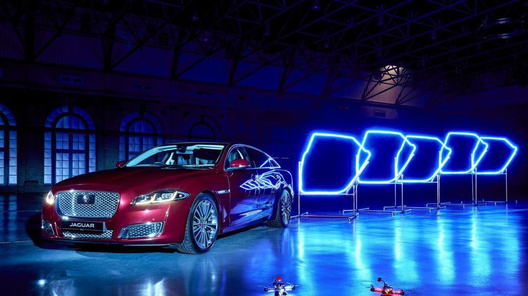 新世代Jaguar XJ將會是輛電動車。 摘自Jaguar