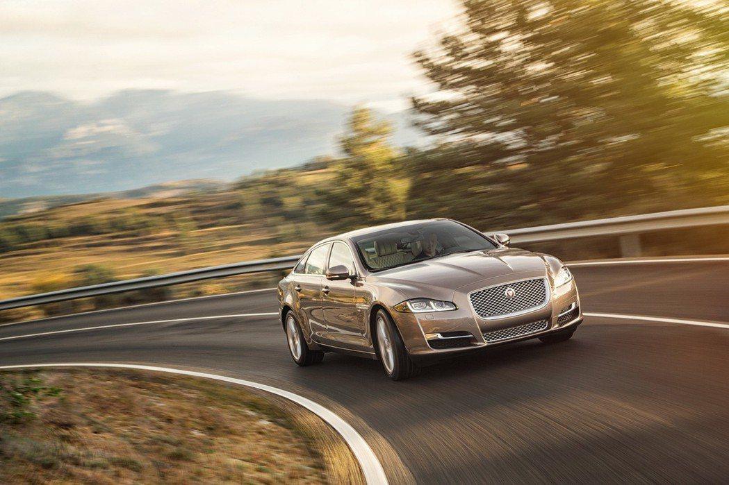 圖為現行版Jaguar XJ。 摘自Jaguar