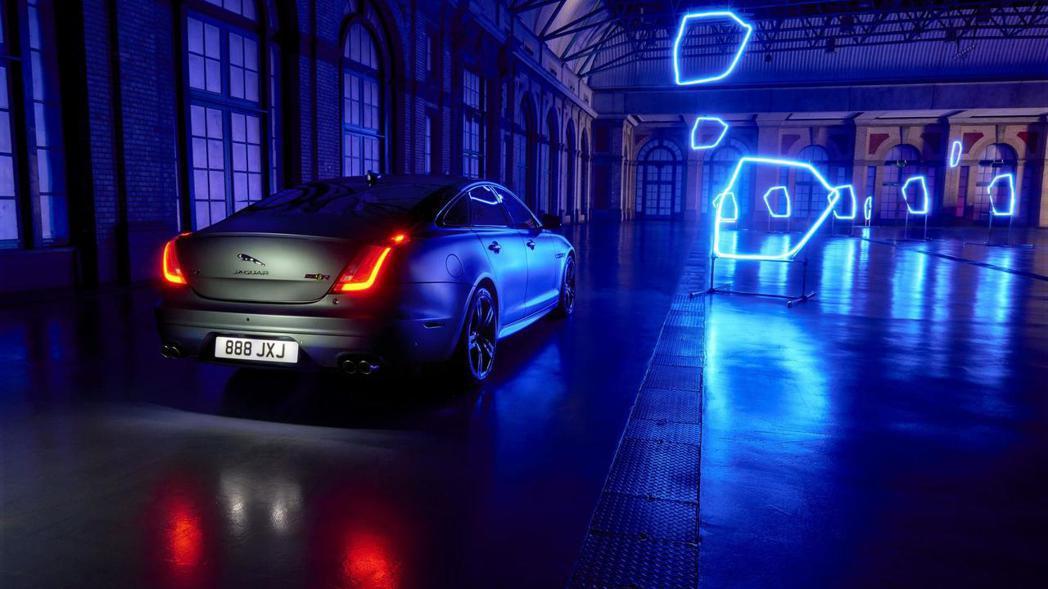 今年是XJ發行的第50周年。 摘自Jaguar