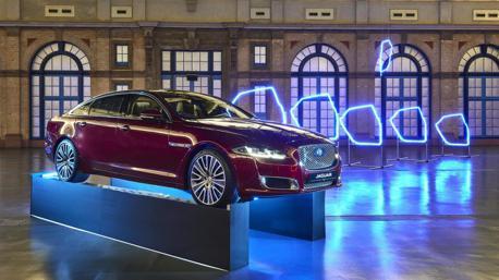 久等了! 新一代Jaguar XJ 將以電動車身分正式回歸