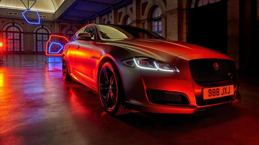 Jaguar XJ終於要大改款了。 摘自Jaguar
