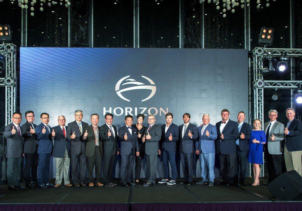 Horizon 2018 遊艇發表會 業者/提供。