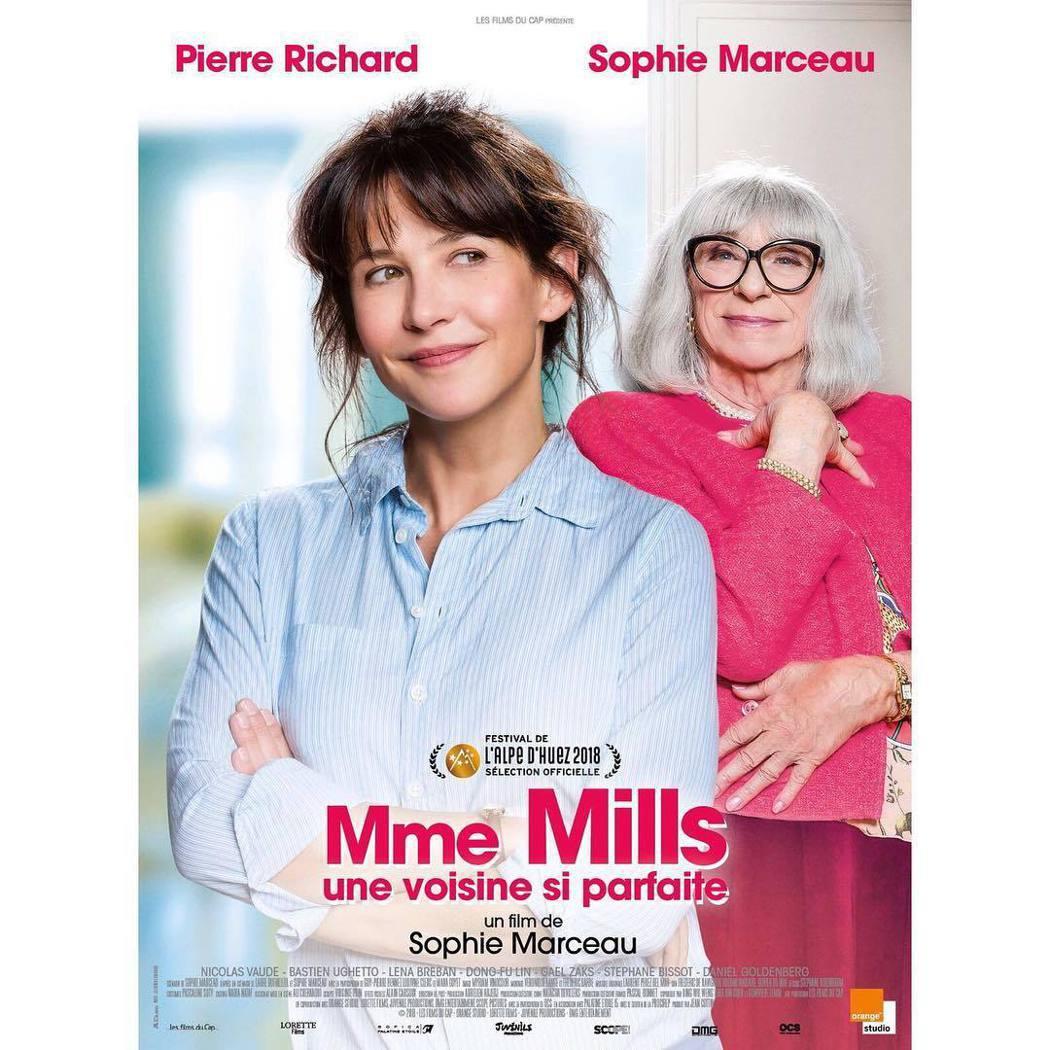 蘇菲瑪索自導自演的新片將於春季在法國上映。圖/摘自Instagram