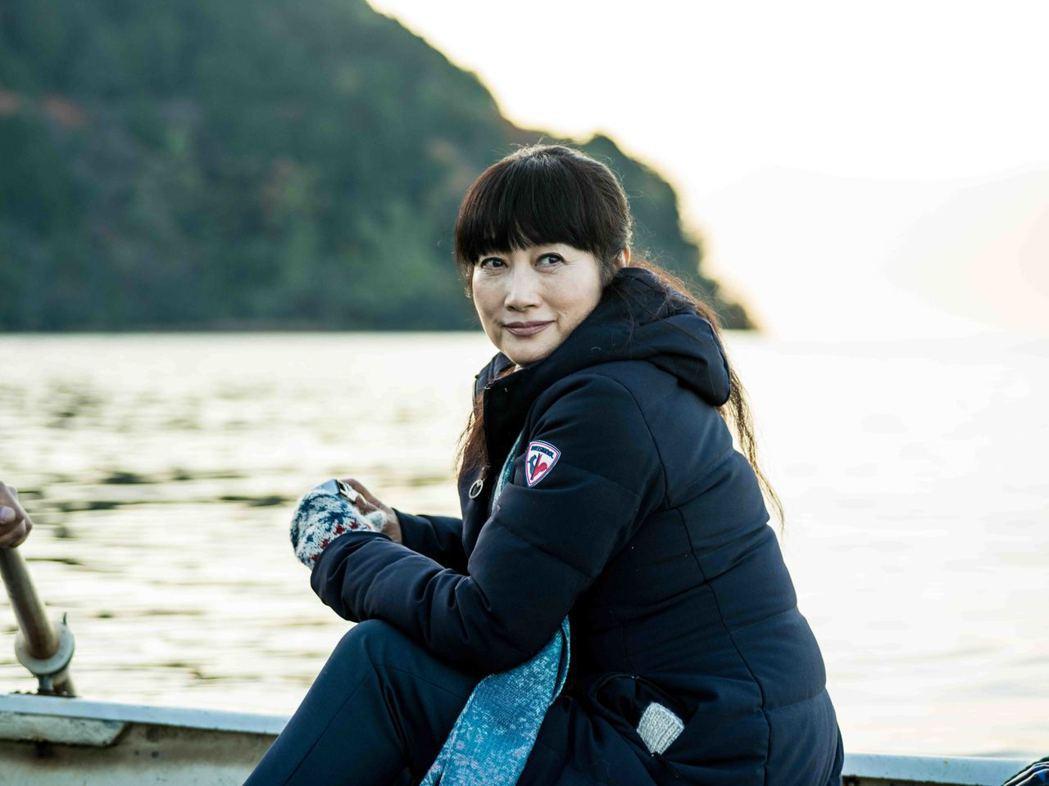 王柏傑退伍後首部電影作品「盛情款待」,全片在日本拍攝,與田中麗奈、影后余貴美子(...