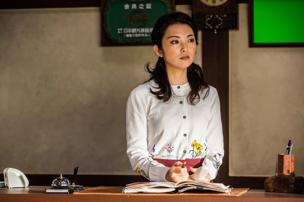 王柏傑退伍後首部電影作品「盛情款待」,全片在日本拍攝,與田中麗奈(圖)、影后余貴...