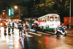 北市公車左轉又撞人 「要加強教育」